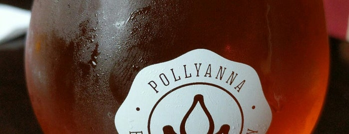 Pollyanna Brewing Co - Roselare Tap Room is one of ICBG Passport 2019.