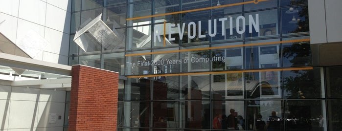 Computer History Museum is one of Bay Area.