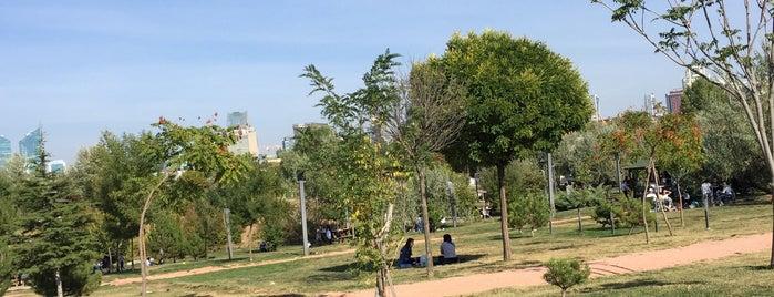 Uğur Mumcu Parkı is one of Locais curtidos por Emn.