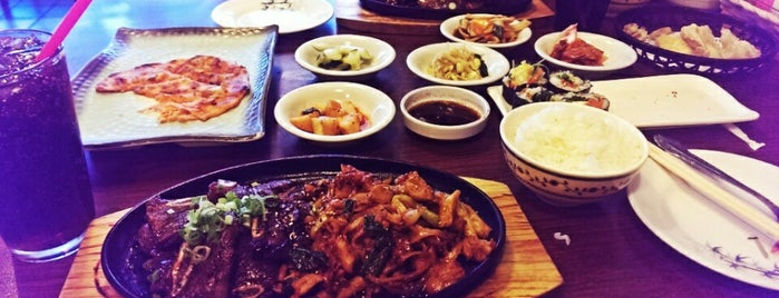 Seoul Kitchen is one of Lugares guardados de ben.
