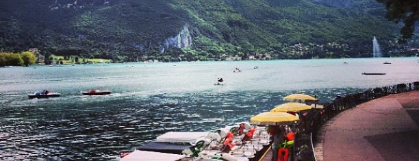 Annecy is one of Switzerland.