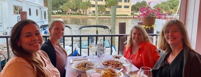Serafina Waterfront Bistro is one of Saved TIPS.