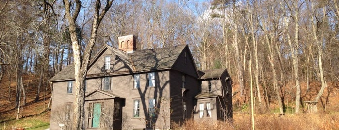Louisa May Alcott's Orchard House is one of 101 Places to Take Your Family in the U.S..