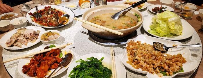 六廚川湘菜館 is one of Taiwan favorites.