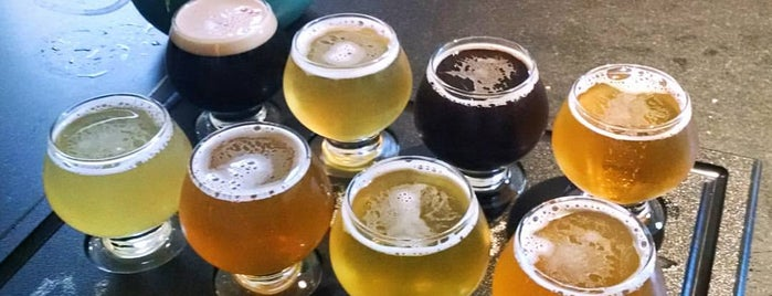 Maine Beer Co. is one of Best US Breweries--Brewery Bucket List.