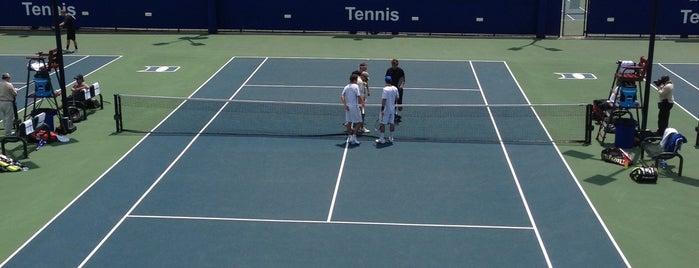 Ambler Tennis Stadium is one of Go Duke!.