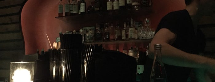 The Rose Bar is one of NYC Best Bars.