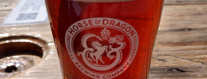Horse & Dragon Brewing Company is one of Best Breweries in the World 2.
