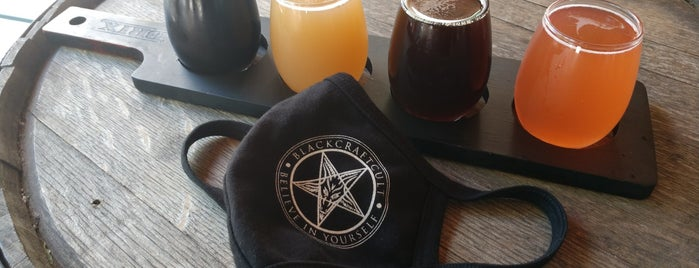 Brix Taphouse & Brewery is one of Locais curtidos por Jeighsen.
