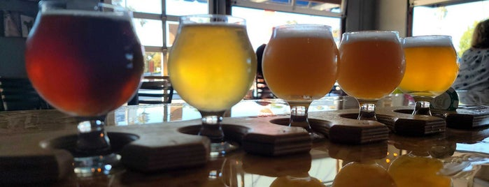 Mike Hess Brewing is one of San Diego Breweries.