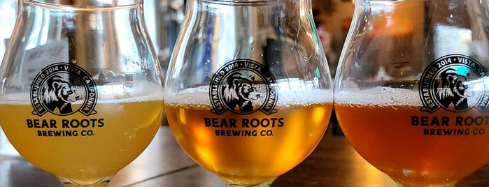 Bear Roots Brewing is one of San Diego Breweries.