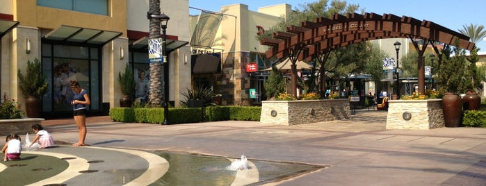 The Shoppes at Chino Hills is one of my favorite.