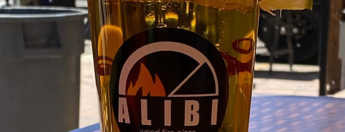 Alibi Pub is one of Wyoming Culinary Digs.