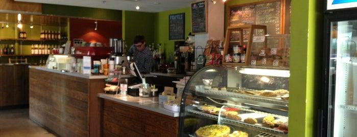 Inman Perk Coffee is one of My Favorite Coffee Shops.