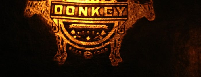 Blind Donkey is one of Drink & Quiz in Los Angeles.