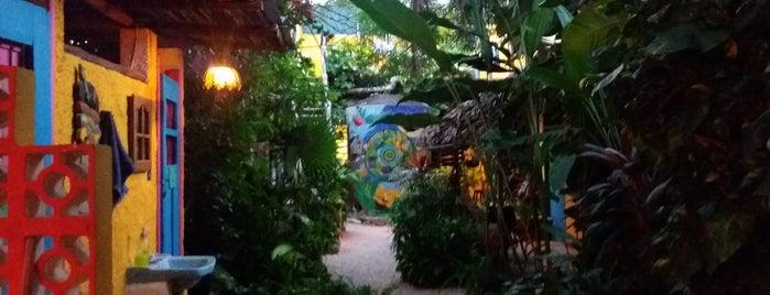 Hostel Candelaria is one of สถานที่ที่ Bianca ถูกใจ.
