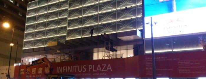 Infinitus Plaza 無限極廣場 is one of Enrico'nun Beğendiği Mekanlar.