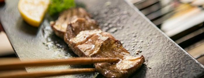 Iseya Robatayaki is one of Jkt resto.