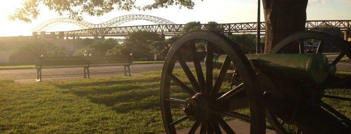 Memphis Park is one of Memphis Places.