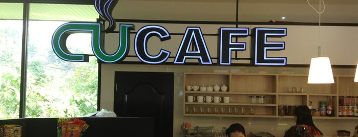 CU Cafe' is one of Orte, die Prachakij gefallen.