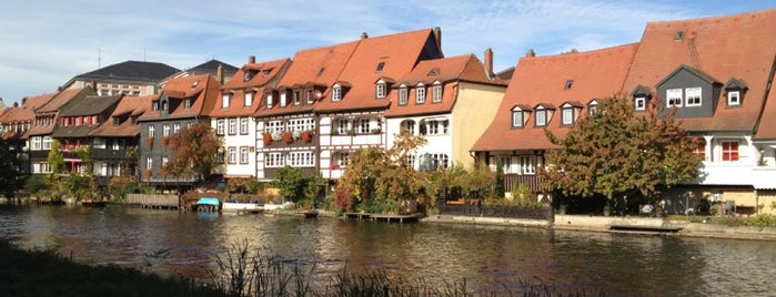 Bamberg is one of Tempat yang Disukai Mertesacker.