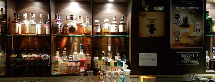 Philosophy of Drinking (POD) is one of Wessさんのお気に入りスポット.