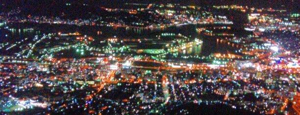 皿倉山 is one of 日本夜景遺産.