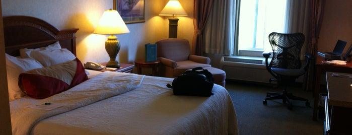 Hilton Garden Inn is one of Lieux qui ont plu à Maggie.