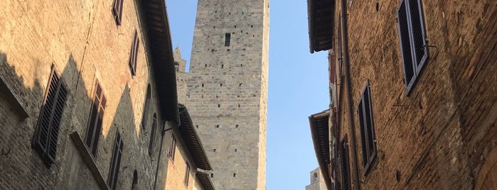 San Gimignano is one of Trips / Tuscany and Lake Garda.