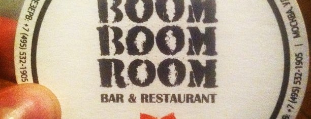 Boom Boom Room by DJ SMASH is one of Must visit.