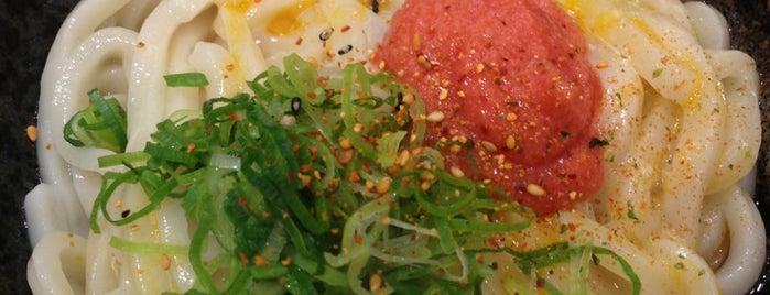 はなまるうどん is one of Tomatoさんのお気に入りスポット.