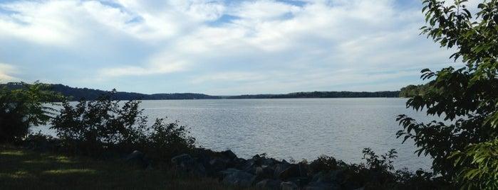 Aquia Landing Park is one of Beaches (VA).