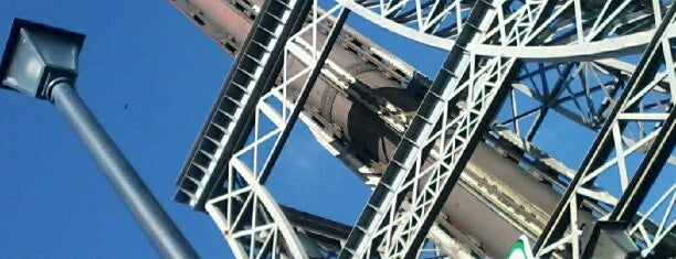 La Tour Eiffel is one of São Paulo 2012.