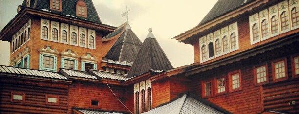 Музей-заповедник «Коломенское» is one of Москоу.