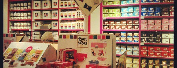 Ritter Sport Bunte Schokowelt is one of Berlin (Shopping).