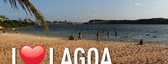 Lagoa de Arituba is one of Lieux qui ont plu à CrIsTiAnO.