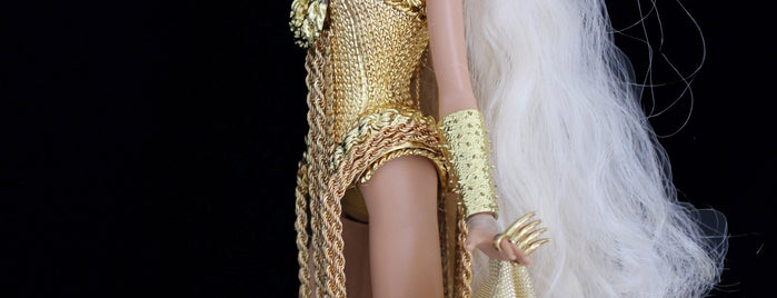 Barbie Second Life is one of Lugares guardados de David.