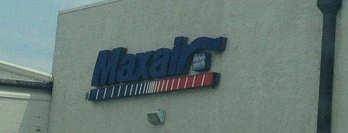 Maxair is one of Toby : понравившиеся места.