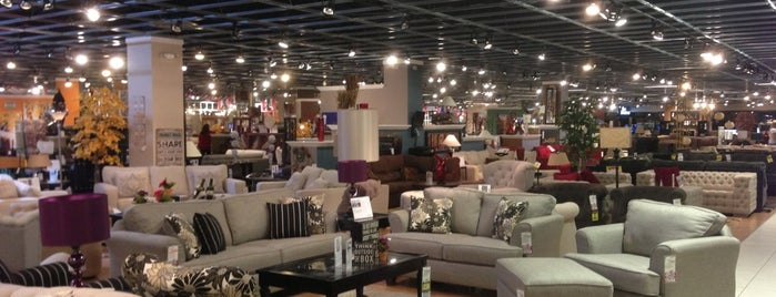 American Furniture Warehouse is one of Best 4sq Tips.