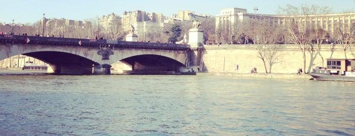 Restaurant Le Pont de Seine is one of Matthew : понравившиеся места.