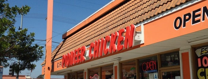 Pioneer Chicken is one of Fried Check In ( Worldwide ).