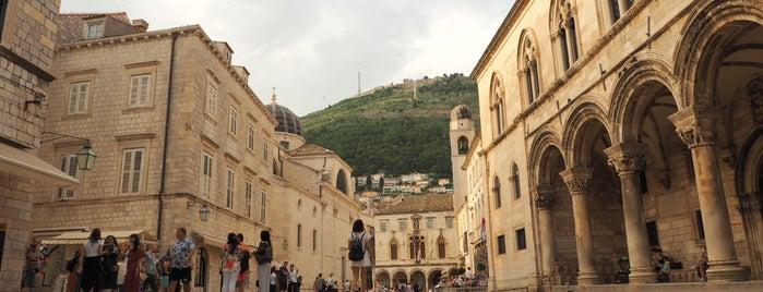 Gradska Vrata Pile (Pile Gate) is one of Lugares favoritos de Eser Ozan.
