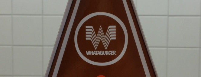 Whataburger is one of Locais curtidos por Marcus.