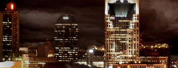 AT&T Building is one of 2011 CMA Awards with Chevy.