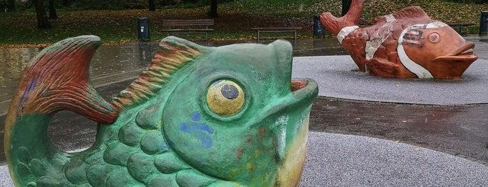 Wasserspielplatz Planschepark is one of Babboさんのお気に入りスポット.