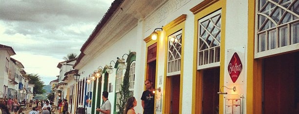 Bendita's is one of Paraty.