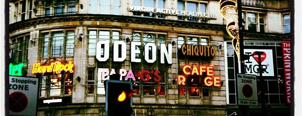 ODEON is one of Lieux qui ont plu à Carl.