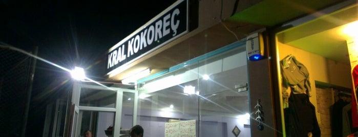 Kral Kokoreç is one of Posti che sono piaciuti a Buğra.