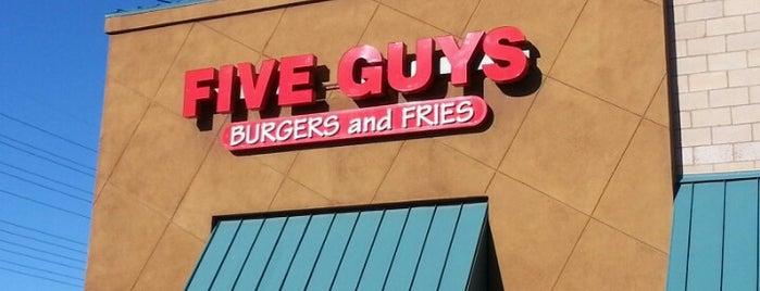 Five Guys is one of Las Vegas.