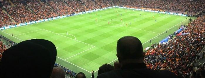 Galatasaray Stadyum Müzesi is one of Veysel'in Beğendiği Mekanlar.